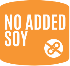 no added soy
